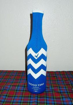 New GREY GOOSE Vodka 750ML Bottle Koozie Officially Licensed