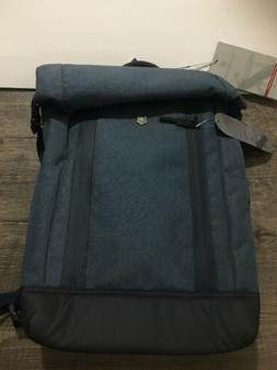 NWT Victorinox Altmont Flapover Backpack W/ Swiss Army Bottl