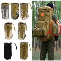 Nylon Water Bottle Holder Bag Pouch for Outdoor Tactical Mol