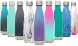 ) - Simple Modern Wave Water Bottle - Vacuum
