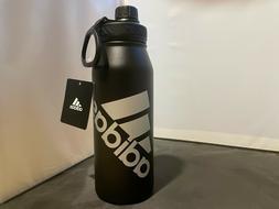 Adidas Originals 32 Oz Stainless Steel 1L Metal Water Bottle