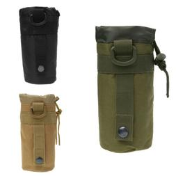 Outdoor Tactical Molle Water Bottle Bag Pouch Backpack Belt