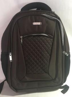 Panasoo Backpack, Laptop, Mesh Bottle Holder, multi compartm
