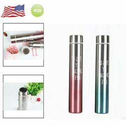 Pink/Blue Stainless Steel Insulation Cup Portable Girls' Spo