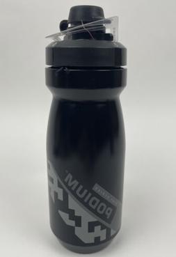 Camelbak Podium Dirt Series Water Bottle: 21oz, Black