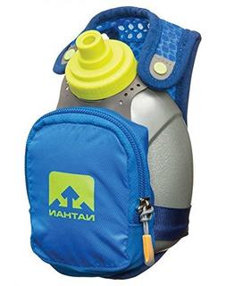 Nathan Sports QuickShot Plus with 10oz Flask Water Bottle 48