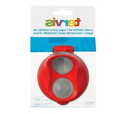 Tervis 24 oz. Red Water Bottle Lid Tervis One Size