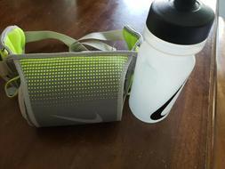 Nike Runner, Walking, Hiking Water Bottle Holder With Pocket