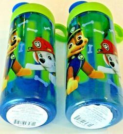 Zak Designs Paw Patrol  Plastic Water Bottle 16oz Bpa free f