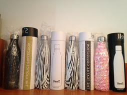 S'well water bottle 25 oz New Lot of 4 Resort, Textile, Exot