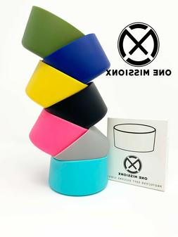 Silicone Protective Sleeve Boot For HYDRO FLASK 12 - 40 oz W