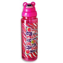 Sippin' Buddies 24 oz. Water Bottles with Flip Top Straw - B