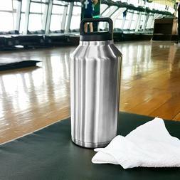 OAKLEY CARPENTRY Stainless Steel Walled Vacuum, Bottle Growl
