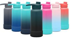 Simple Modern Summit Water Bottle with Chug Lid and Boot - V