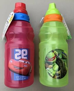 Zak Teenage Mutant Ninja Turtles ChillPak 16 oz Water Bottle