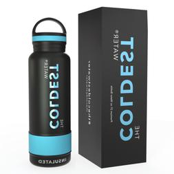 The Coldest Water 21 oz Stainless Steel Double Walled Water