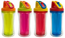 Cool Gear Tritan Double Wall BPA Free 9oz Insulated Water Bo