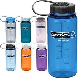 Nalgene Tritan 16 oz. Wide Mouth Water Bottle