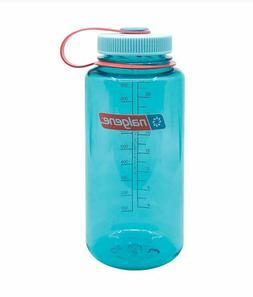 Nalgene Tritan Wide Mouth 32 oz. Water Bottle, Tiffany - NEW
