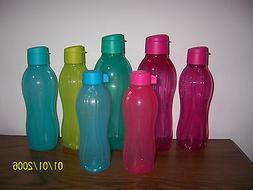 Tupperware Eco Water Bottles ~ 16, 25, or 36 oz ~ You Choose