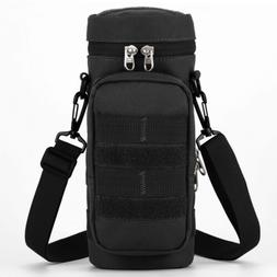 Updated Pouch Holder Shoulder Strap Military Water Bottle Ca