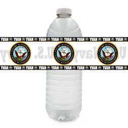 US United States Navy Party Supplies  EAGLE WATER BOTTLE LAB