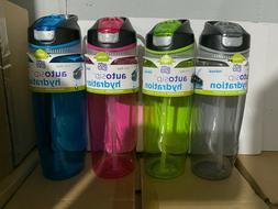 water bottle 28oz autosip hydration