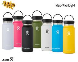 Hydro Flask Water Bottle 32oz. Wide Mouth 2.0 Stainless Stee