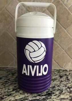 water jug 1 2 gallon cooler sports