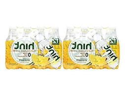 Hint Water Pineapple  16 Ounce Bottles Pure Water Infused Pi