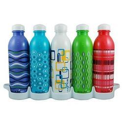 reduce WaterWeek Spectrum II 16oz Sport Water Bottle Set wit