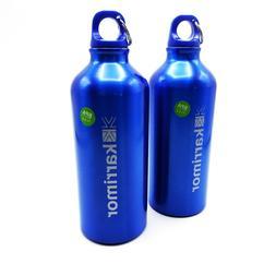 World Famous KARRIMOR • Aluminum Water Bottles • BPA FRE