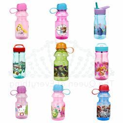 Zak! Tritan 14oz/16.5oz Water Bottle BPA Free Flip-up Straw